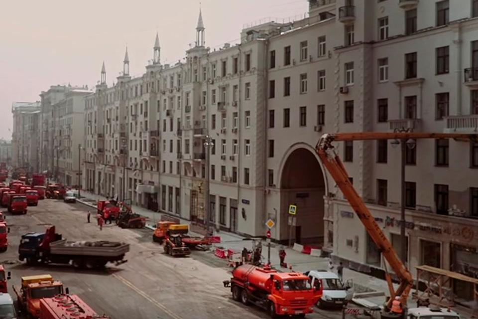 Imagem de Vídeo mostra caminhões invadindo ruas da Rússia para fazer recapeamento no tecmundo