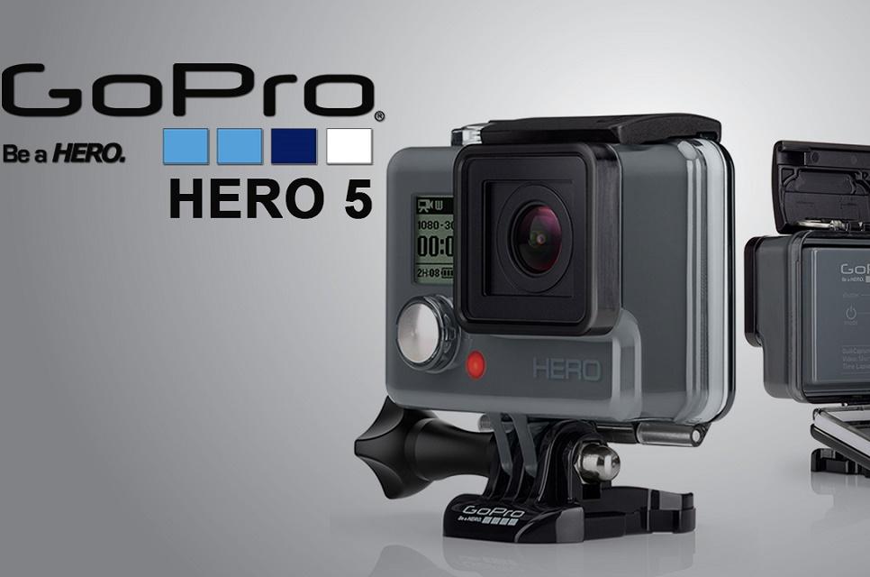 Imagem de Vídeo mostra suposta nova câmera GoPro Hero 5 no tecmundo