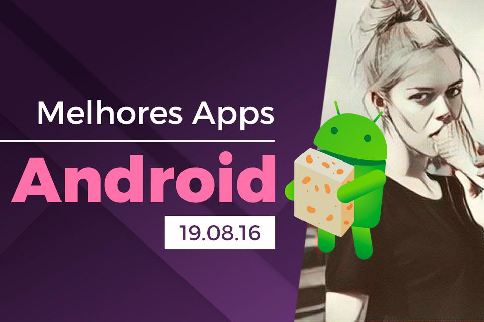 Imagem de Melhores apps para Android: 19/08/2016 [vídeo] no tecmundo