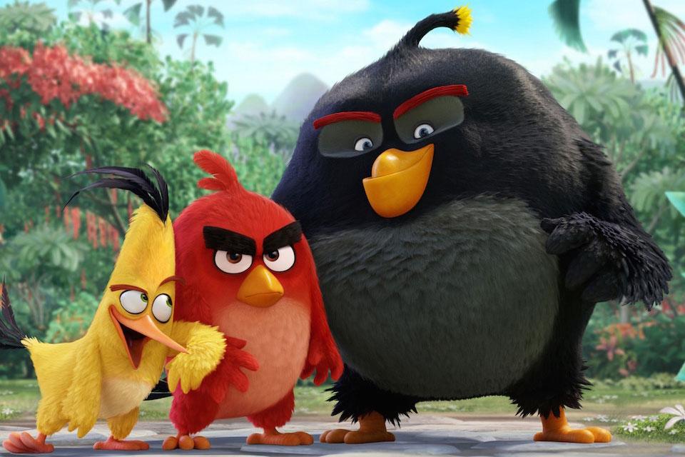 Imagem de Angry Birds: estúdio anuncia sequência da animação baseada no game popular no tecmundo