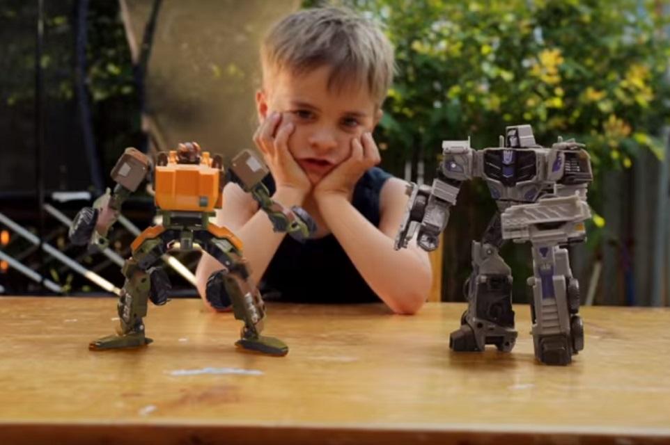 Imagem de Curta de Transformers mostra o mundo pelos olhos de uma criança no tecmundo