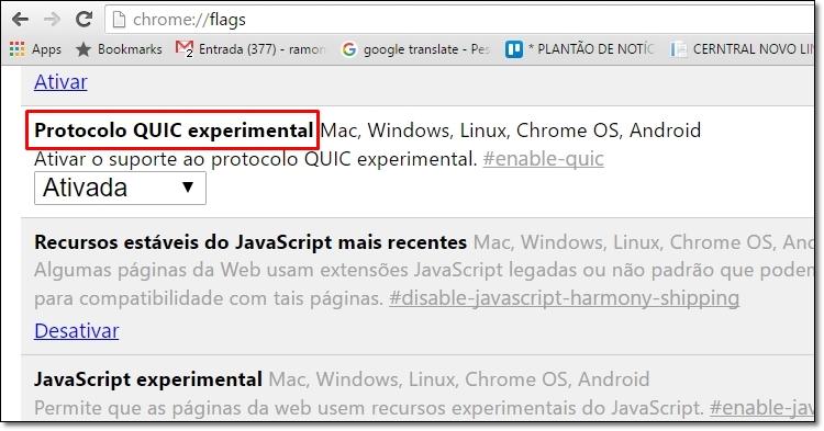 60e1c3a29 Google Chrome  como ativar 10  funções secretas  para acelerar a ...