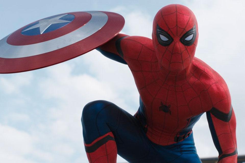 Imagem de Guerra Civil: novo vídeo de bastidores apresenta o Homem-Aranha na Marvel no tecmundo