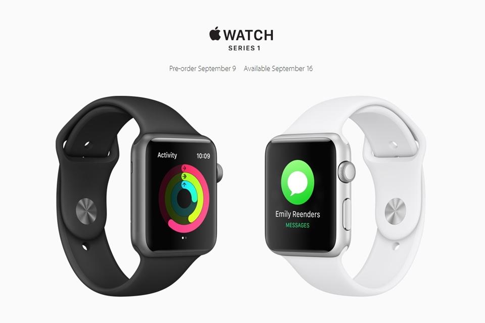 Imagem de Com nova CPU, Apple Watch Series 1 vai custar menos que o modelo anterior no tecmundo