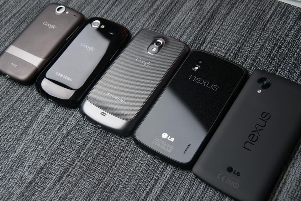 Imagem de Vazamento mostra a frente do smartphone sucessor do Nexus, o Pixel XL no tecmundo