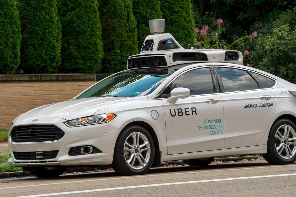 Imagem de De graça: Uber começa a pegar passageiros em carros autônomos no tecmundo