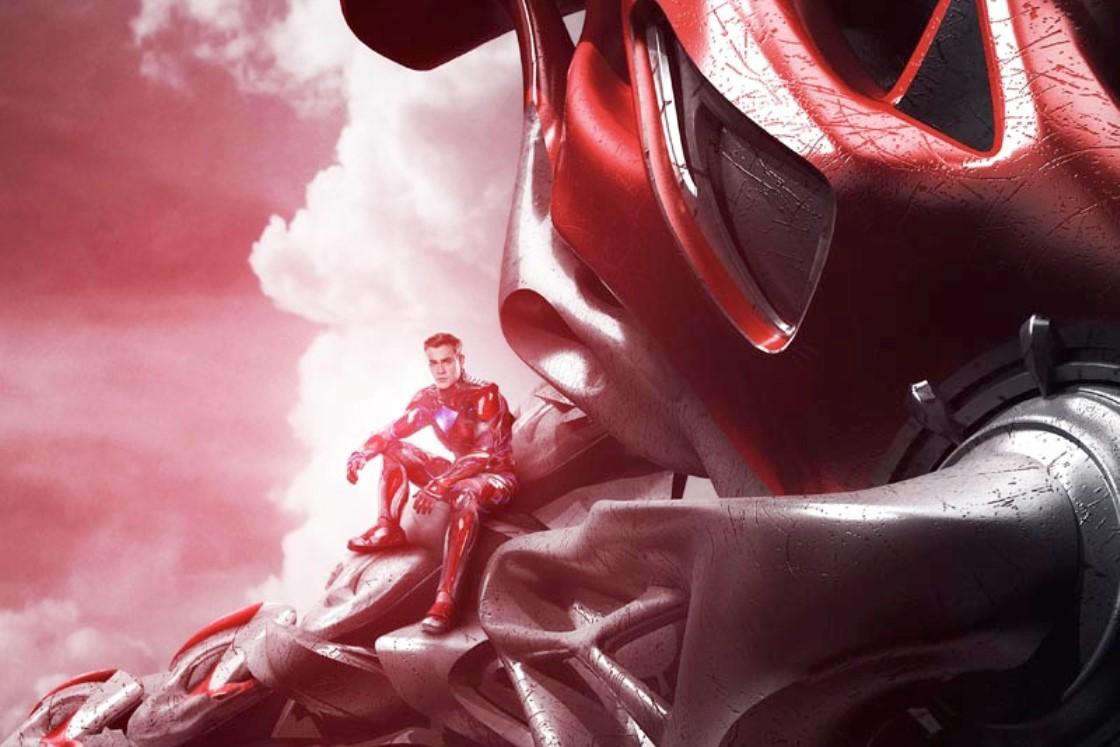 Imagem de Power Rangers: novos cartazes do longa apresentam heróis com seus zords no tecmundo
