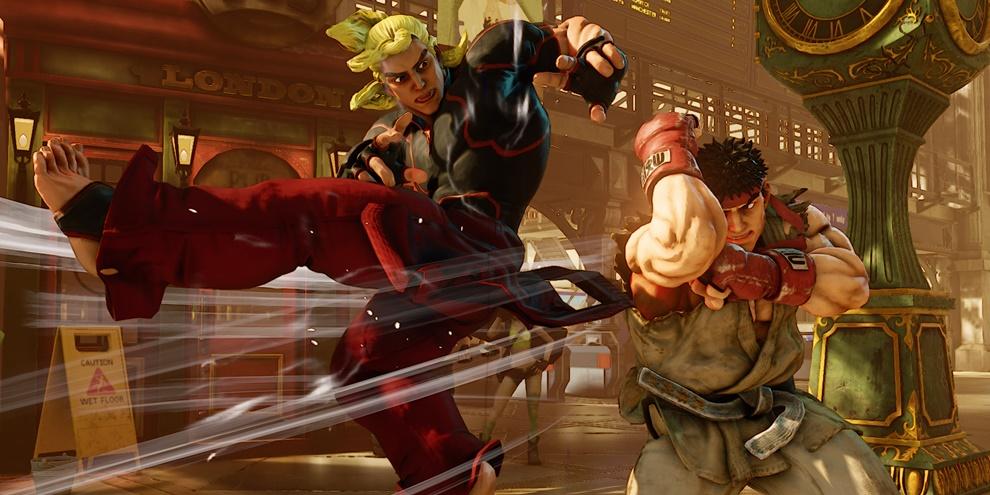 Imagem de Match Point: existe 'apelação' nos video games? no tecmundo