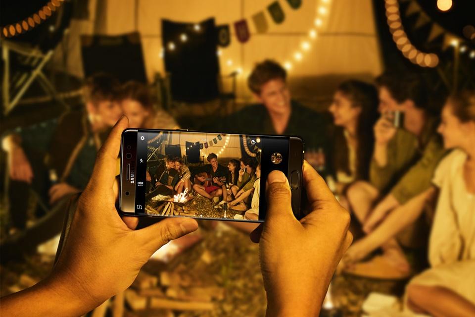 Imagem de Gratos pela preferência: Samsung exalta fidelidade dos usuários do Note 7 no tecmundo