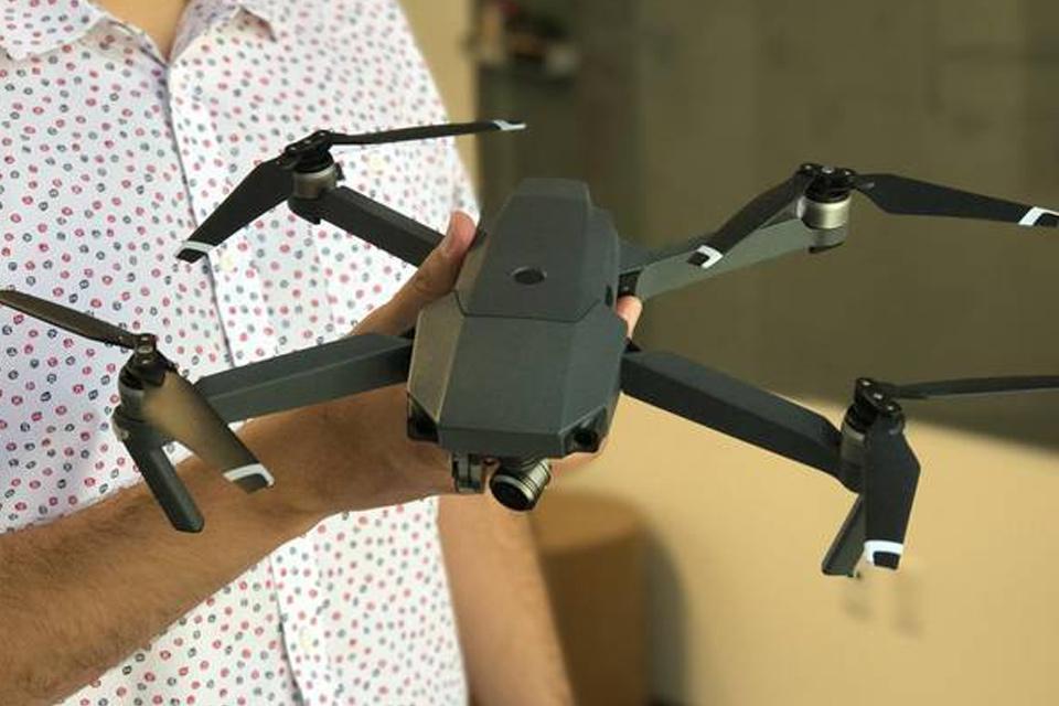 Imagem de Voando por aí: DJI lança drone Mavic Pro com câmera 4K e outros recursos no tecmundo