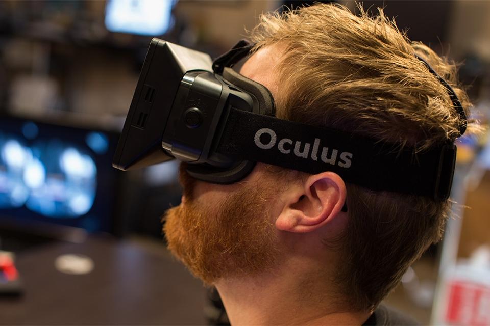 Imagem de Este novo display pode dobrar a nitidez de óculos de realidade virtual no tecmundo