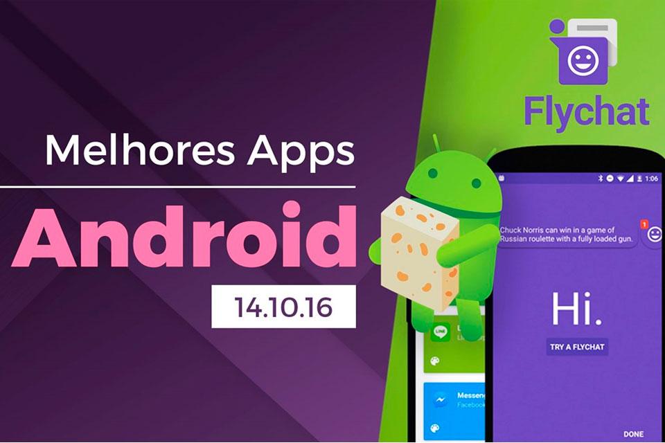 Imagem de Melhores apps para Android: 14/10/2016 [vídeo] no tecmundo