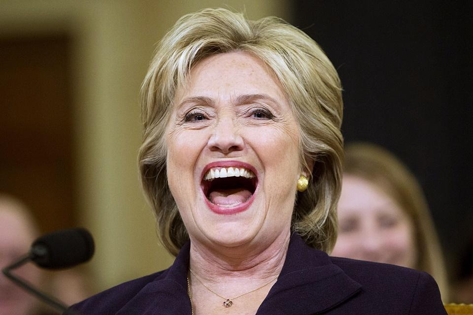 Imagem de Bill Gates e Tim Cook estiveram entres possíveis vices de Hillary Clinton no tecmundo