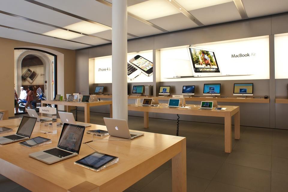 Imagem de Vixe: ladrões assaltam Apple Store e levam US$ 13 mil em produtos [vídeo] no tecmundo