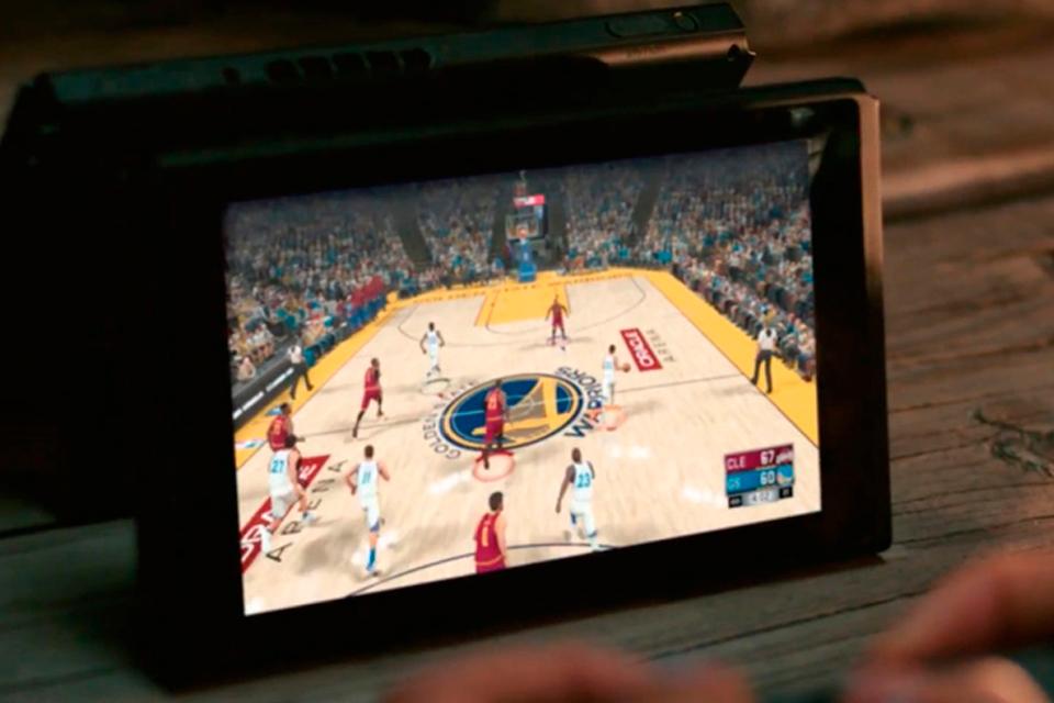 Imagem de Os jogos que você viu rodando no Switch não representam gameplay real no tecmundo