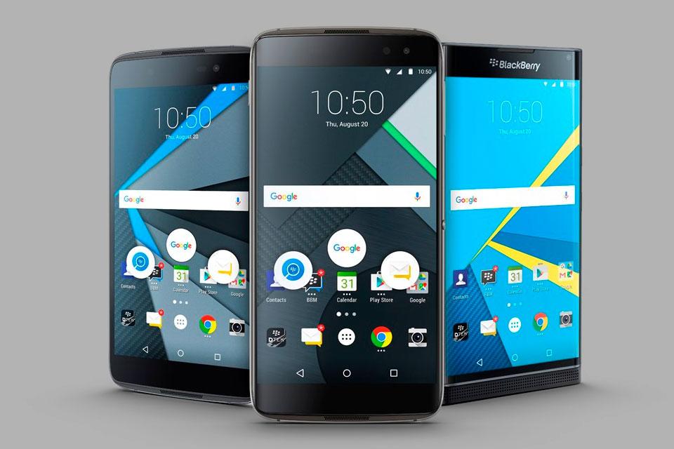 Imagem de DTEK60 é o novo Android da Blackberry com foco na segurança no tecmundo