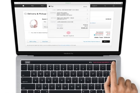 Imagem de Apple acaba vazando o visual do novo MacBook Pro antes da hora; veja no tecmundo