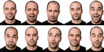 Imagem de Photoshop: Trocando faces no site TecMundo