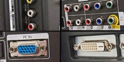 Imagem de Para que servem todos os conectores de uma televisão? [infográfico] no site TecMundo