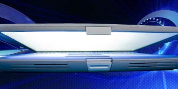 Imagem de Computação ótica: o computador com a velocidade da luz! no site TecMundo
