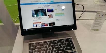 Imagem de Primeiras impressões: Acer Aspire R7 no site TecMundo