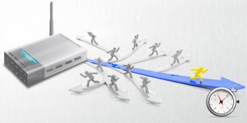Imagem de Como melhorar o sinal da rede sem fio mudando o canal Wi-Fi do roteador [vídeo] no site TecMundo