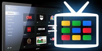 Imagem de Google TV: novidades e respostas no site TecMundo