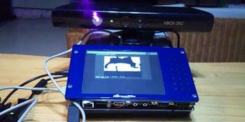 Imagem de Programador faz Kinect funcionar no Android no site TecMundo