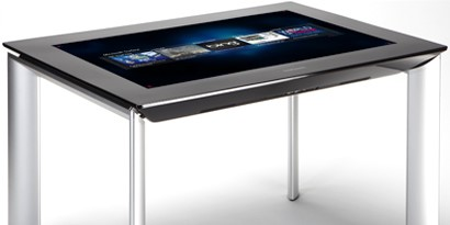Imagem de Microsoft Surface 2.0: lançamento adiado para 2012 no site TecMundo