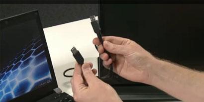 Imagem de Toshiba lança monitor USB para notebooks no site TecMundo
