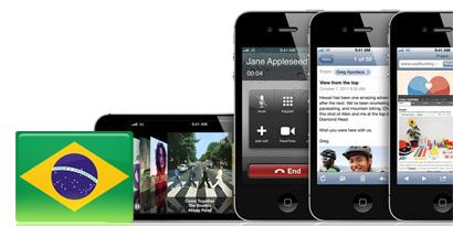 Imagem de iPhone 4S tem bateria homologada pela Anatel no site TecMundo