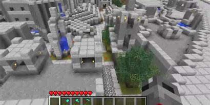 Imagem de 16 mundos irados de Minecraft [vídeo] no site TecMundo