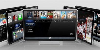 Imagem de Imagens revelam possível visual da Apple iTV no site TecMundo