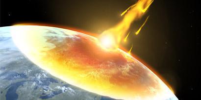 Imagem de O que aconteceria se um asteroide colidisse com a Terra? no site TecMundo
