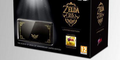 Imagem de Nintendo 3DS ganha edição especial que comemora os 25 anos de Zelda no site TecMundo