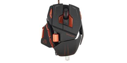 Imagem de Mad Catz lança mouse para MMO com 13 botões no site TecMundo