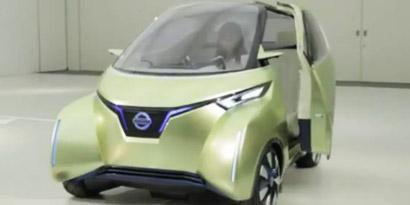Imagem de Nissan apresenta novo protótipo de carro que estaciona sozinho no site TecMundo