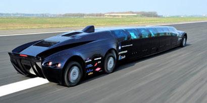 Imagem de Superônibus é a evolução do transporte público no site TecMundo