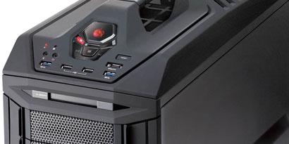 Imagem de CM Storm Trooper: Novo gabinete de alto desempenho para os gamers no site TecMundo