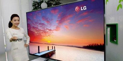 Imagem de LG Anuncia TV de 84 polegadas 4 K para a CES 2012 no site TecMundo