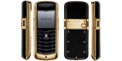 Imagem de Nokia quer vender marca de luxo Vertu no site TecMundo