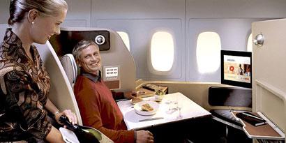 Imagem de Conheça a primeira classe de um Airbus A380 no site TecMundo