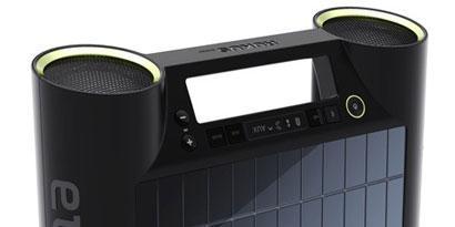 Imagem de Sistema de som movido a energia solar transmite via Bluetooth no site TecMundo