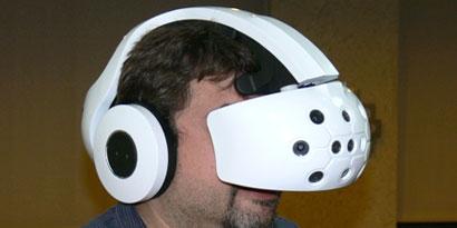 Imagem de Passageiro do futuro: Sensics revela óculos inteligentes de realidade virtual no site TecMundo