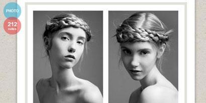 Imagem de Para mulheres: Tumblrs imperdíveis no site TecMundo