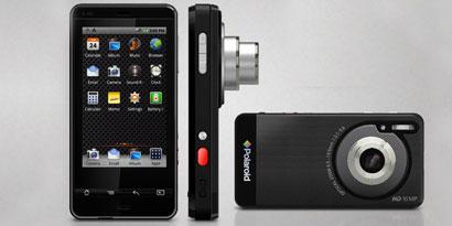 Imagem de Polaroid anuncia câmera com Android no site TecMundo