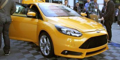 Imagem de Ford Focus ST 2013 marca presença na CES 2012 no site TecMundo