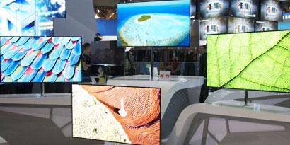 Imagem de Samsung revela TV Super OLED de 55 polegadas no site TecMundo