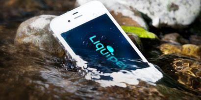 Imagem de Liquipel: transforme qualquer eletrônico em um gadget à prova d´água no site TecMundo