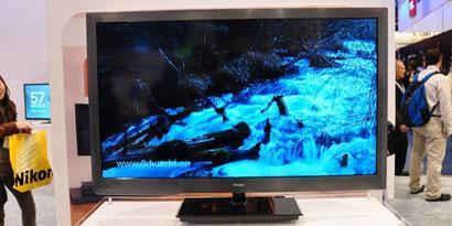 Imagem de Haier apresenta TV 3D com muitas polegadas e nenhum fio no site TecMundo